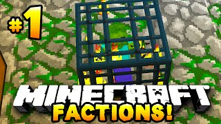 Minecraft FACTIONS #1