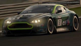Gran Turismo Sport - Aston Martin V12 Vantage Gameplay (PS4 Pro 4K 60FPS)