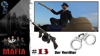MAFIA Let's play Lost Heaven #13 Der Verräter [German uncut blind HD+]