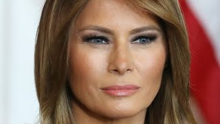Rules Melania Will Have To Follow After Leaving The White House
