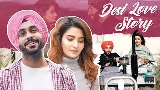 Desi Love Story | SahibNoor Singh