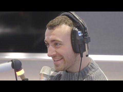 Sam Smith on Brandon Flynn: 'He's really lovely'