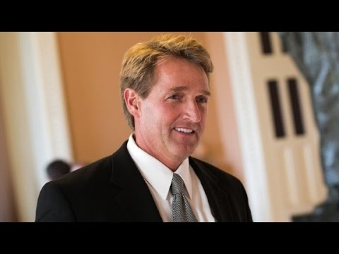 Jeff Flake full interview