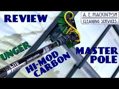Unger nLite Connect HIMOD Carbon Master Pole - WFP Review