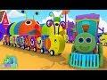 Arabic Alphabet Caterpillar Train Toy Baby for Children and Kids | Abata