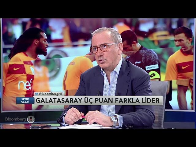 Spor Saati - Fatih Altayl? & Fatih Ku?çu   Bölüm 1   07.05.2018