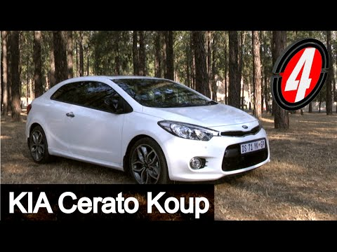 KIA Cerato Koup | New Car Review