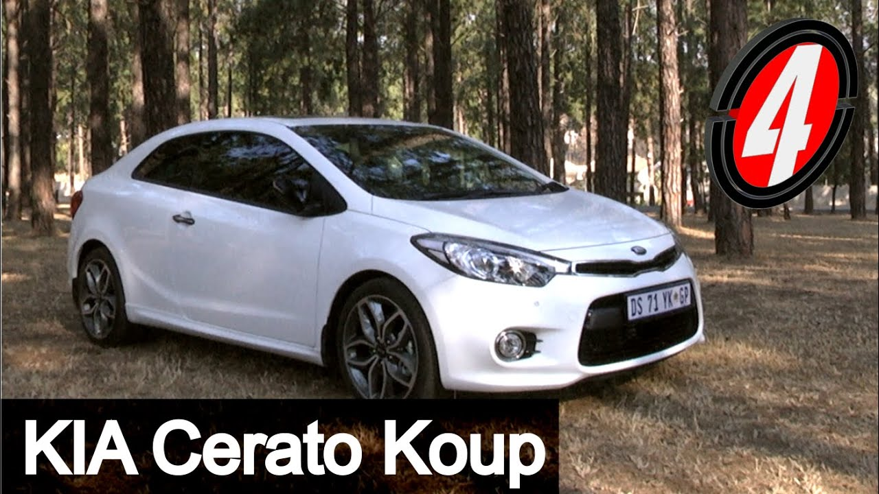 Kia Forte Koup >> KIA Cerato Koup | New Car Review - YouTube