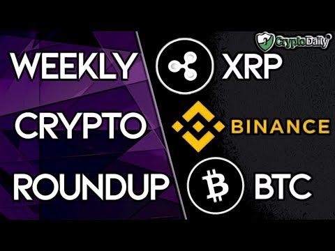 Cryptocurrency: What's Happened with Binance, BTC & XRP This Week? (10th May 2019)