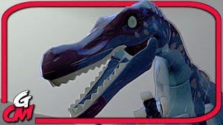 Jurassic Park 3 LEGO - Film Completo ITA [1080p 60fps]