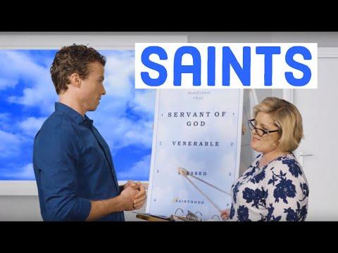 Saints | Catholic Central
