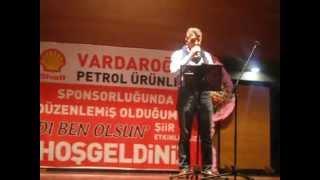 Ali İhsan Öztürk şiiri