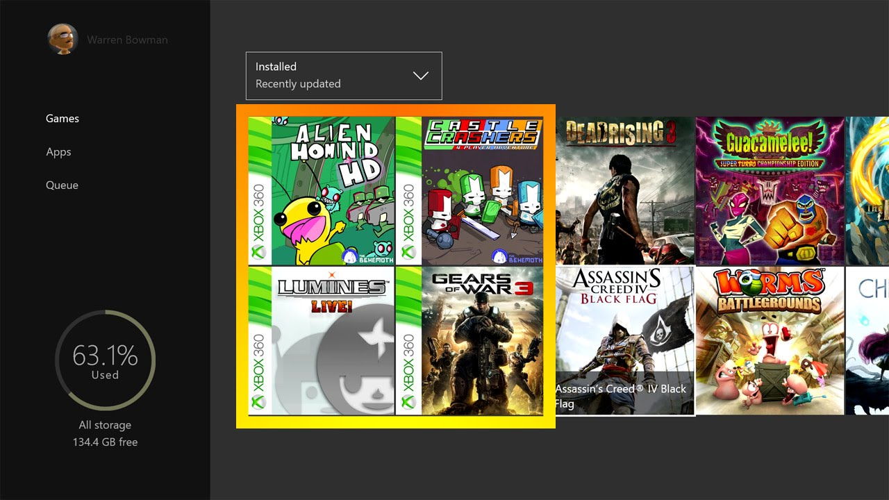 Xbox One Backward Compatible Game Library | Xbox