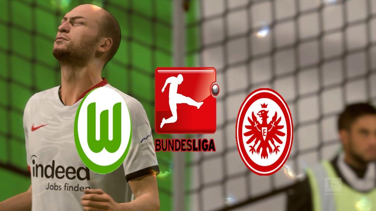 Wolfsburg Vs Frankfurt