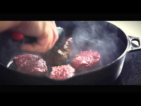 Cooking Beef Medallions with Chef Martin Bosley