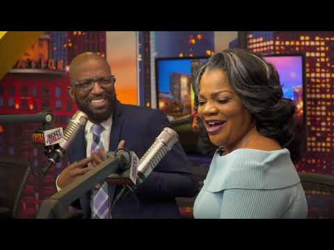 """Everything Mo'Nique Said On """"Dish Nation"""" & """"The Rickey Smiley Morning Show"""" [FULL INTERVIEW]"""