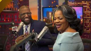 "Everything Mo'Nique Said On ""Dish Nation"" & ""The Rickey Smiley Morning Show"" [FULL INTERVIEW]"