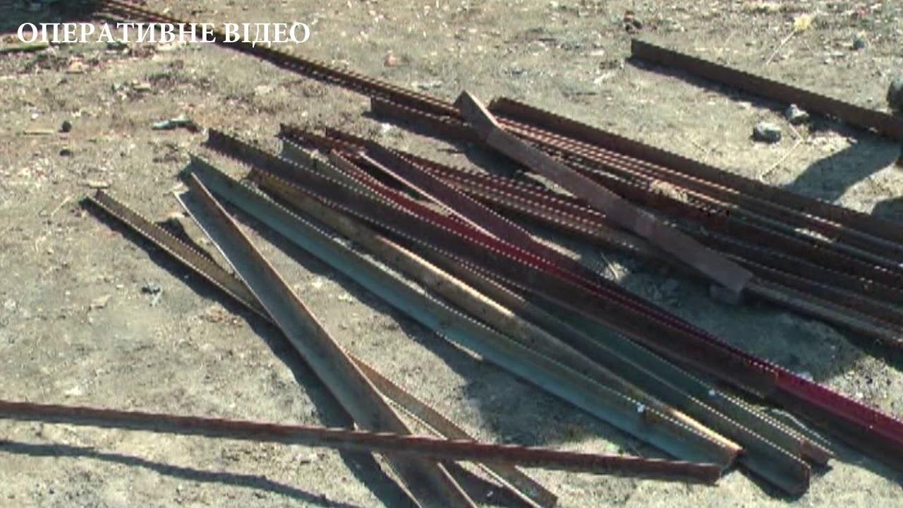 946130c91514e4 10 незаконних пунктів прийому металобрухту - YouTube