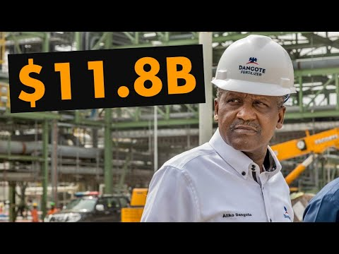 Meet The Richest African In The World