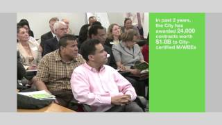 10th Annual Procurement Fair, New Yorkers affected by Hurricane Sandy, City Housing Preservation