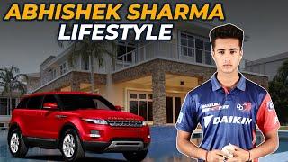 Abhishek Sharma (Cricketer) Height, Weight, Age,Girlfriend, Income,IPL