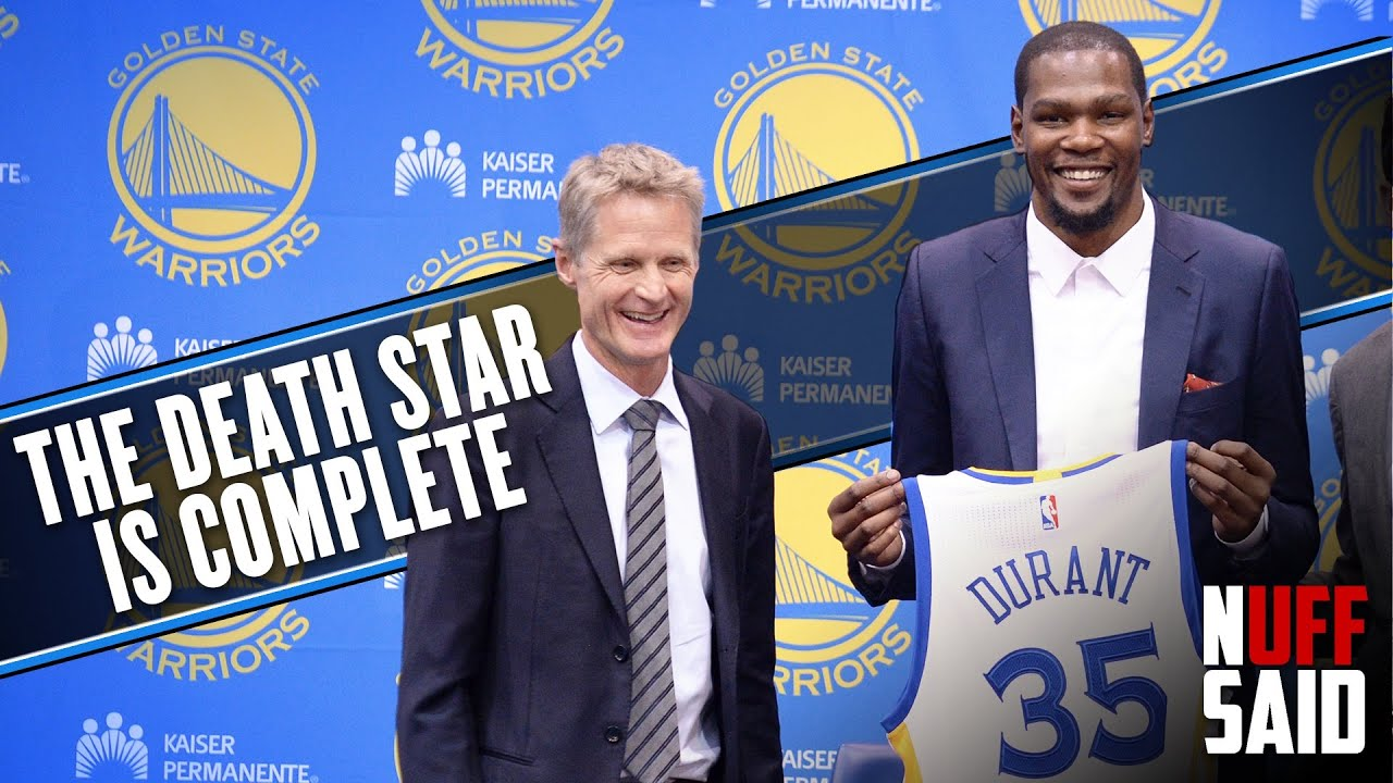 You Re Going To Love Kevin Durant S Warriors Even If You