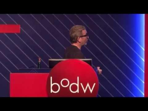 [BODW 2012   Culture & The City] Bjarne Hammer