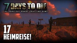 7 Days to Die [19] [Heimreise] [Double Team] [Let's Play Gameplay Deutsch German HD] thumbnail
