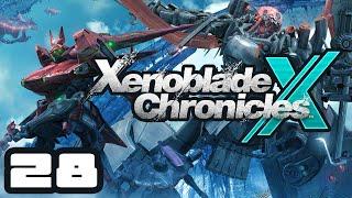 Samurai Pizza Man-non - Let's Play Xenoblade Chronicles X - Part 28