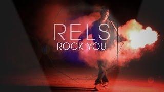 Rels B - Rock You  (Videoclip oficial HD) //CraneoMedia