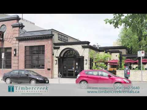Smith Street Residences On York Winnipeg By Timbercreek Et Management