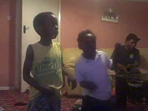 esther and george talent show keelby (2).AVI