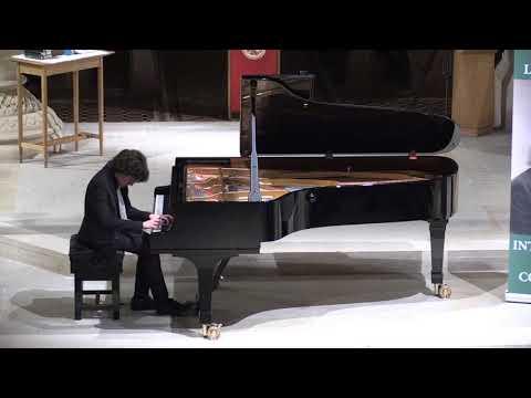 The Liszt Society International Piano Competition 2017 Vincenzo Gambuzza