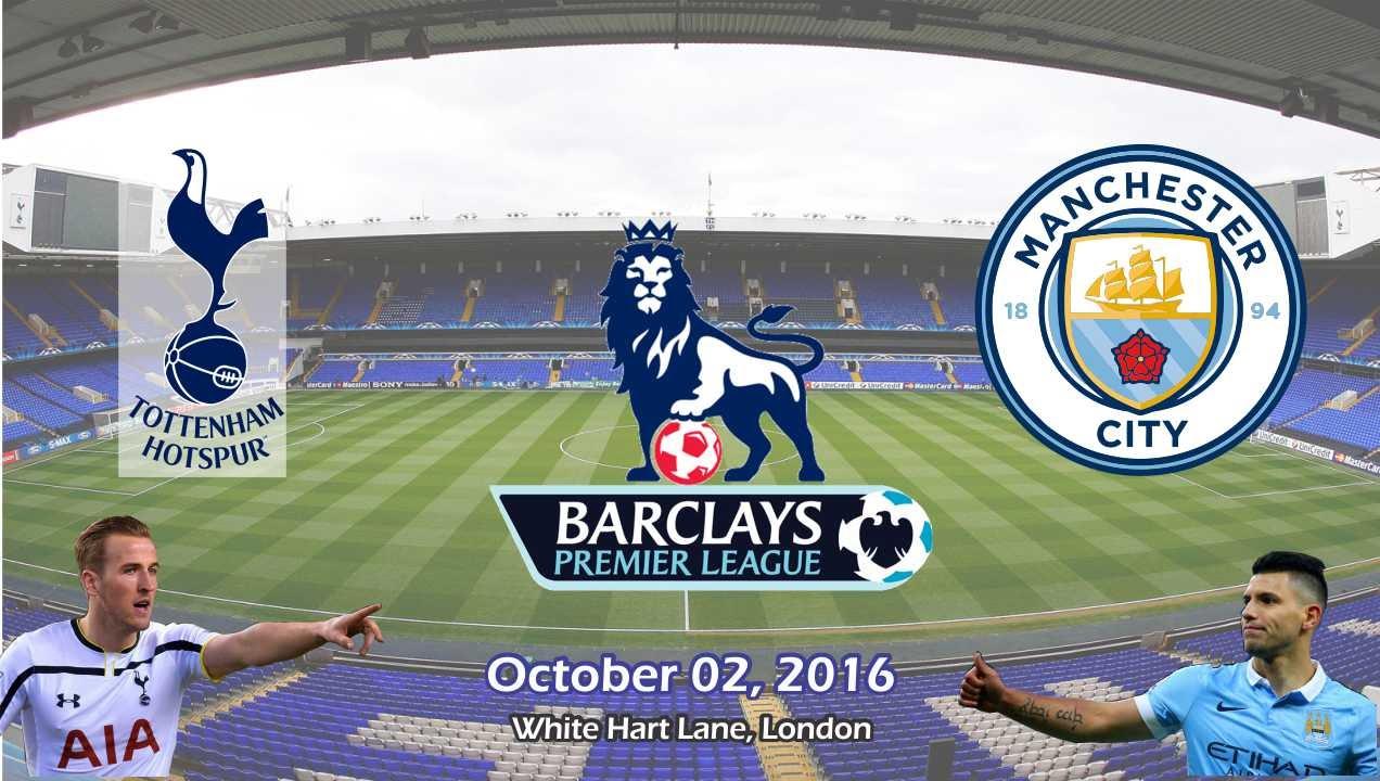 Tottenham Hotspur vs Manchester City 2-0 All Goals & Highlights | Cuplikan  Gol