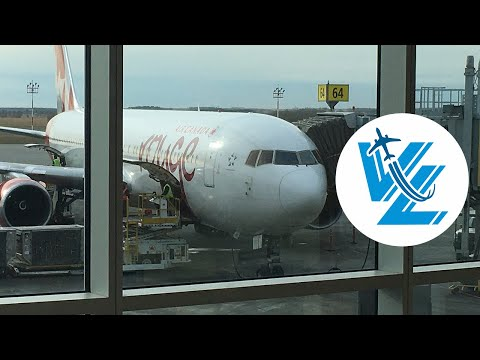 Air Canada ROUGE Boeing 767 Review - Edmonton ✈ Toronto