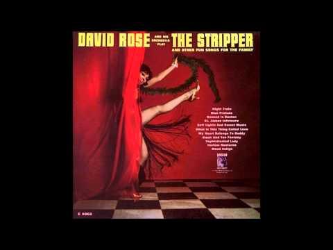 Black and Tan Fantasy : David Rose Orchestra