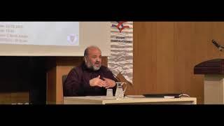 Bilkent Üniversitesi Konferansı - Ankara