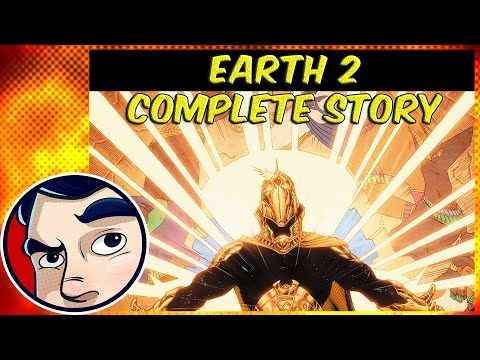 "Earth 2 ""The Tower of Fate"" Vol. 2 (Doctor Fate) - Complete Story"