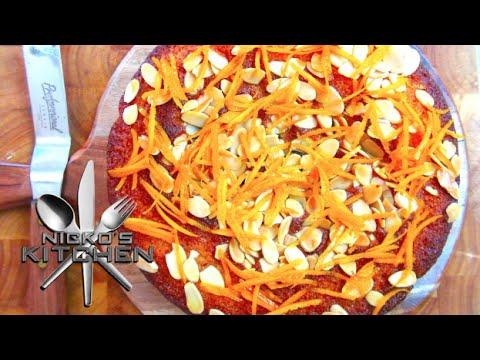 Blueberry & Orange Cake - Video Recipe