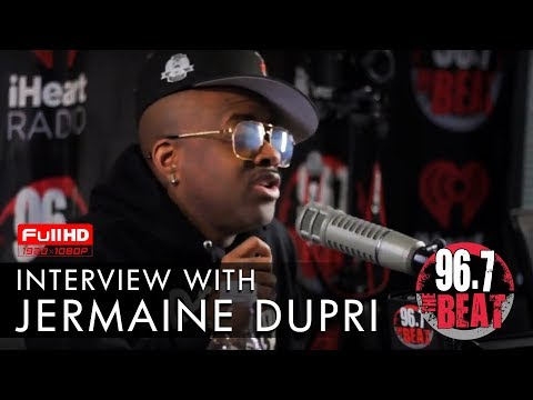 ET Cali Blog (58197) - Jermaine Dupri Interview with E.T. Cali | Locked in the Galaxi