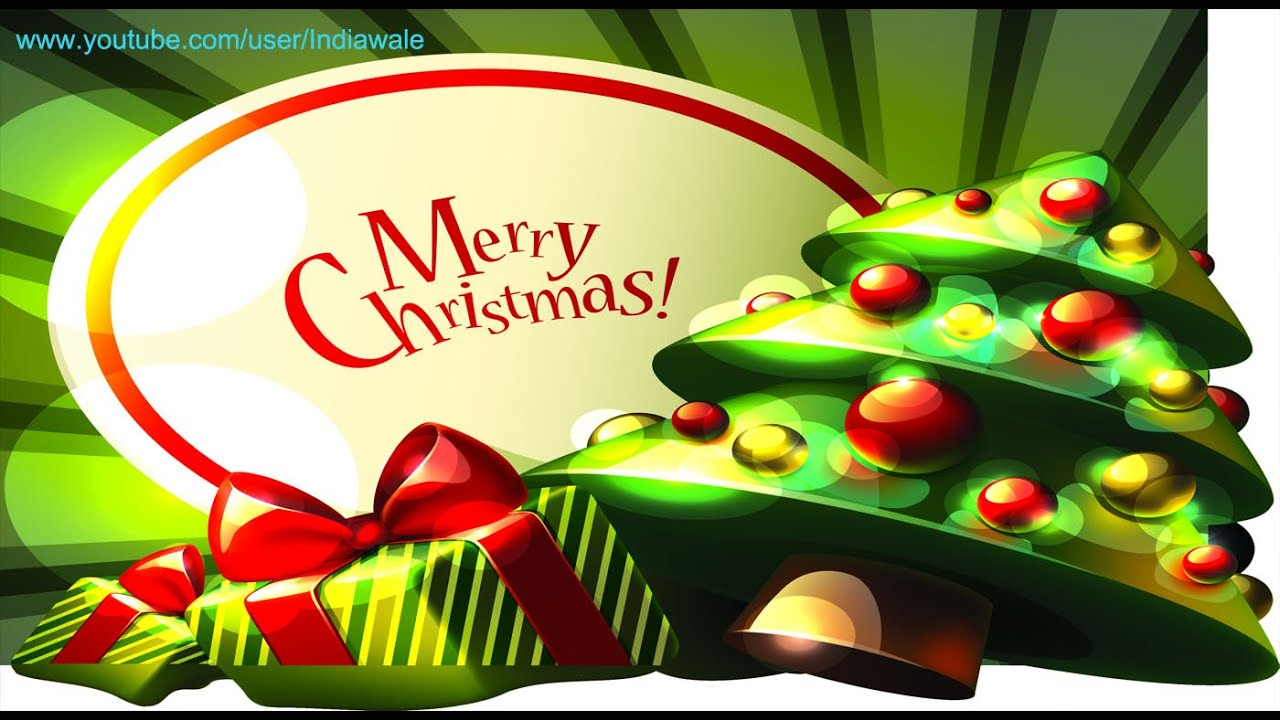 Merry Christmas & Happy New Year 2016 Greetings, Best Wishes ...