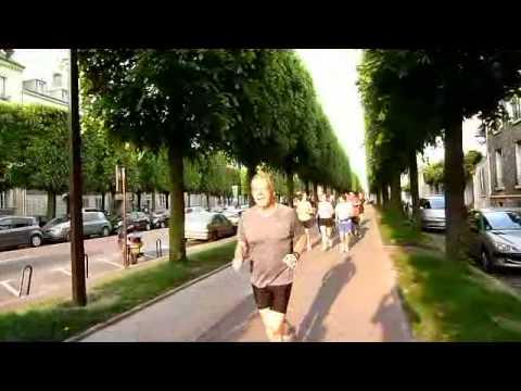 Entraînement du mercredi avec Endurance Shop Versailles