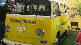 VW Bulli Suisse Caravan Salon 2017