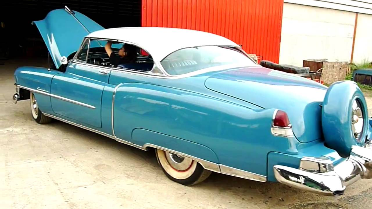 1953 Cadillac Deville - YouTube