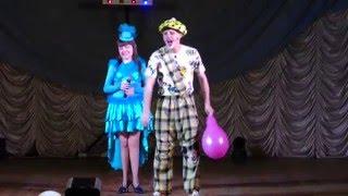 Видео для детей, приезжий цирк.Лазерное представление. ч.1(, 2016-03-28T22:48:19.000Z)