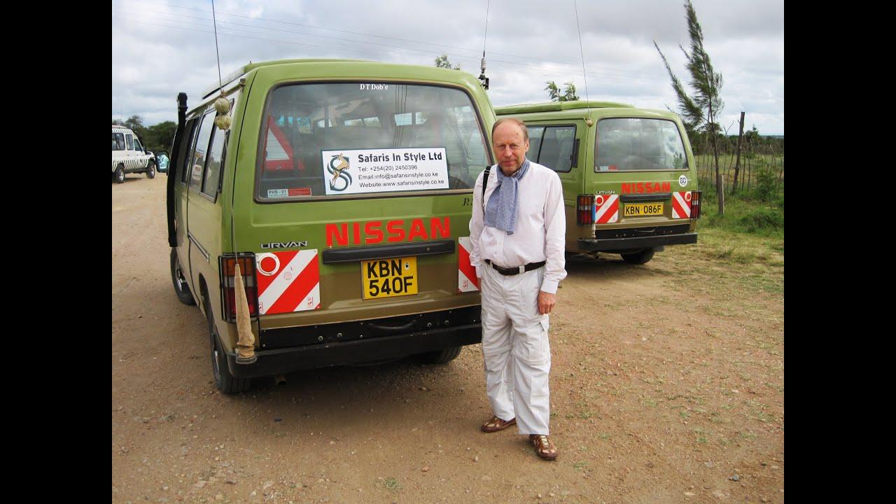 Тур по Кении