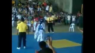 ella rose majid(butchik) vs zamboanga city