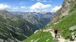 Haute Route : Chamonix-Zermatt du 15 au 25 août 2013