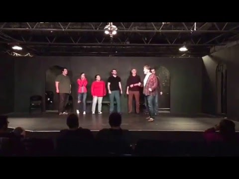 OKC Improv Harold Intensive- Class performance