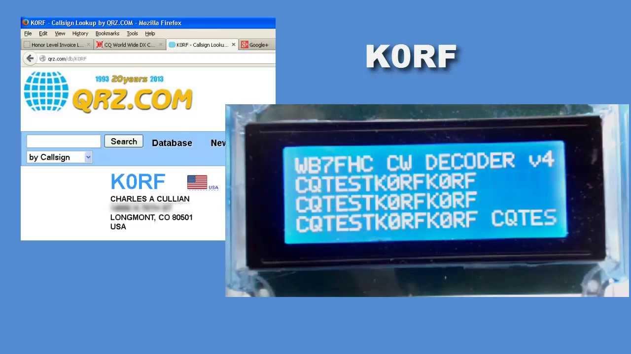 W5UXH ATmega328P CW Keyboard / Keyer - Google